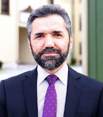 Recep Şentürk, Prof.