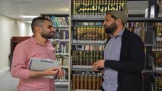 Yasser Qureshy on his journey in ilm al-Kalam