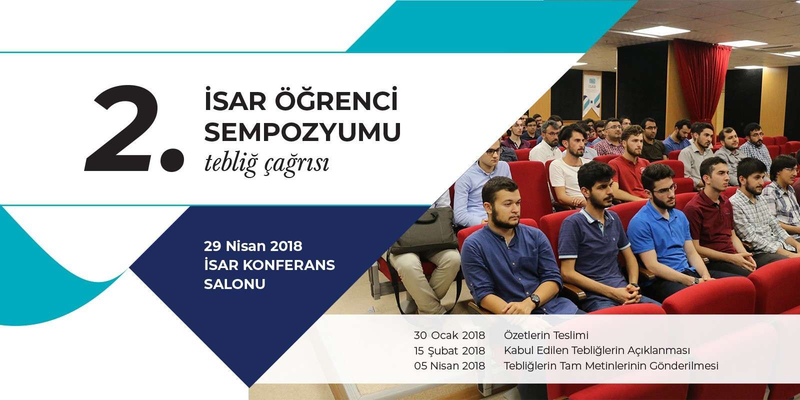 Call for Papers: II. İSAR Student Symposium